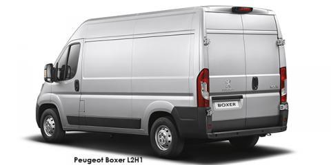 Peugeot Boxer 2.2HDi L2H1 M - Image credit: © 2018 duoporta. Generic Image shown.