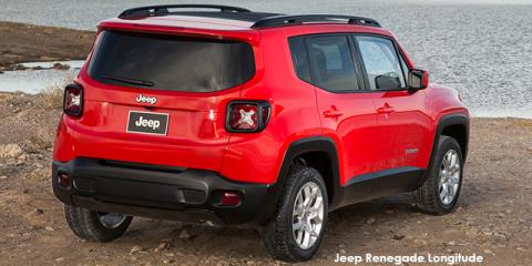 Jeep Renegade 1.6L Sport - Image credit: © 2018 duoporta. Generic Image shown.