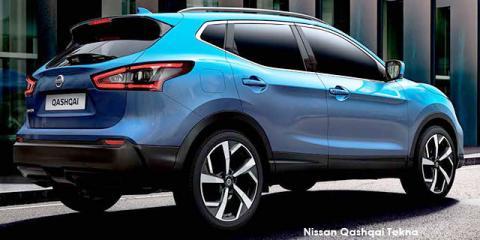 Nissan Qashqai 1.2T Visia - Image credit: © 2019 duoporta. Generic Image shown.