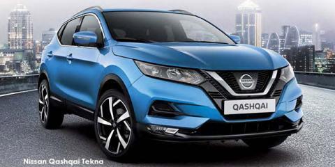 Nissan Qashqai 1.2T Acenta Plus auto - Image credit: © 2019 duoporta. Generic Image shown.