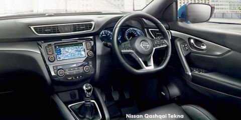 Nissan Qashqai 1.5dCi Tekna - Image credit: © 2018 duoporta. Generic Image shown.