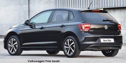 Volkswagen Polo hatch 1.0TSI beats - Image credit: © 2018 duoporta. Generic Image shown.