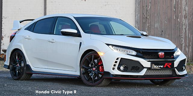 Honda Civic Type-R 2.0T TYPE R