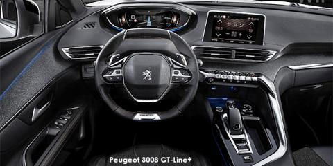 Peugeot 3008 2.0HDi Allure - Image credit: © 2018 duoporta. Generic Image shown.