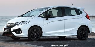 Honda Jazz - Image credit: © 2019 duoporta. Generic Image shown.