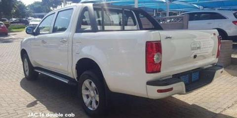 JAC T6 2.8T double cab - Image credit: © 2018 duoporta. Generic Image shown.