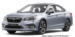 Subaru Legacy - Image credit: © 2018 duoporta. Generic Image shown.
