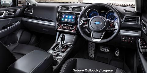 Subaru Outback 2.5i-S ES Premium - Image credit: © 2018 duoporta. Generic Image shown.