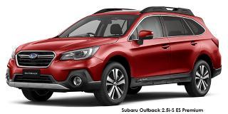 Subaru Outback - Image credit: © 2019 duoporta. Generic Image shown.