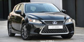 Lexus CT - Image credit: © 2018 duoporta. Generic Image shown.