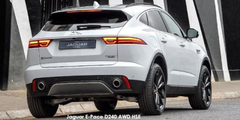 Jaguar E-Pace D150 AWD - Image credit: © 2018 duoporta. Generic Image shown.