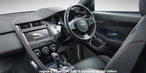Jaguar E-Pace D180 AWD R-Dynamic SE First Edition - Image credit: © 2018 duoporta. Generic Image shown.