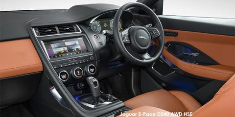 Jaguar E-Pace D240 AWD HSE - Image credit: © 2018 duoporta. Generic Image shown.
