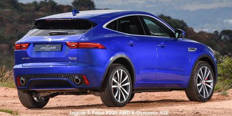 Jaguar E-Pace D240 AWD R-Dynamic HSE - Image credit: © 2018 duoporta. Generic Image shown.