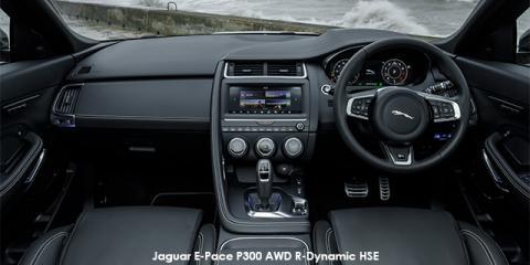 Jaguar E-Pace P300 AWD R-Dynamic HSE - Image credit: © 2018 duoporta. Generic Image shown.