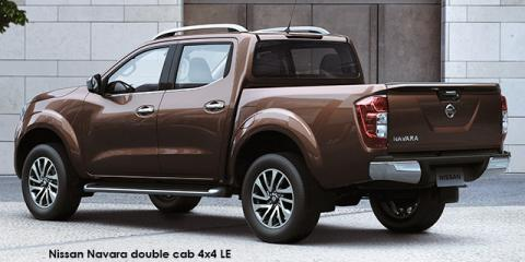 Nissan Navara 2.3D double cab 4x4 SE - Image credit: © 2018 duoporta. Generic Image shown.