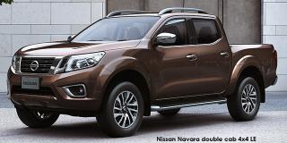 Nissan Navara - Image credit: © 2020 duoporta. Generic Image shown.