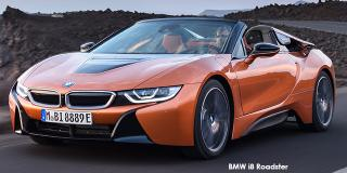 BMW i8 - Image credit: © 2018 duoporta. Generic Image shown.