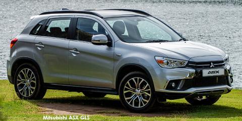 Mitsubishi ASX 2.0 GLS auto - Image credit: © 2018 duoporta. Generic Image shown.
