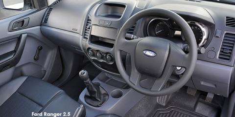 Ford Ranger 2.2 - Image credit: © 2018 duoporta. Generic Image shown.