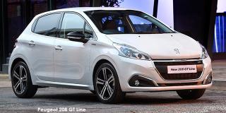 Peugeot 208 - Image credit: © 2018 duoporta. Generic Image shown.