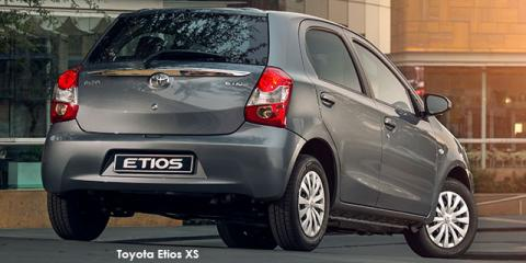 Toyota Etios hatch 1.5 Xi - Image credit: © 2018 duoporta. Generic Image shown.