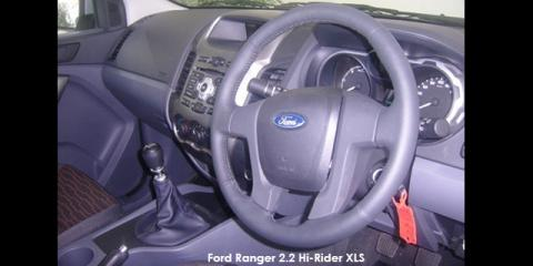 Ford Ranger 2.2 4x4 XLS auto - Image credit: © 2018 duoporta. Generic Image shown.