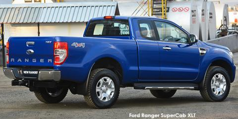 Ford Ranger 2.2 SuperCab Hi-Rider XL auto - Image credit: © 2018 duoporta. Generic Image shown.