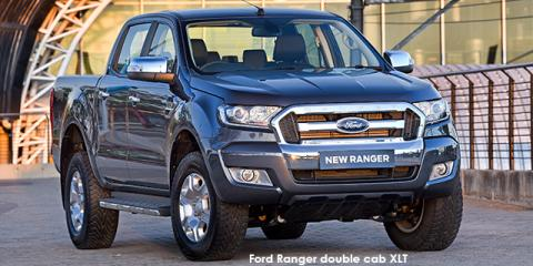 Ford Ranger 2.2 double cab Hi-Rider XLT auto - Image credit: © 2018 duoporta. Generic Image shown.