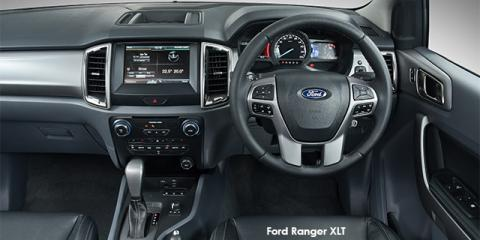 Ford Ranger 2.2 double cab Hi-Rider XLT Fx4 auto - Image credit: © 2018 duoporta. Generic Image shown.