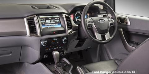 Ford Ranger 3.2 double cab 4x4 XLT auto - Image credit: © 2019 duoporta. Generic Image shown.
