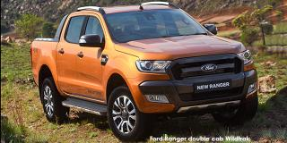 Ford Ranger - Image credit: © 2018 duoporta. Generic Image shown.