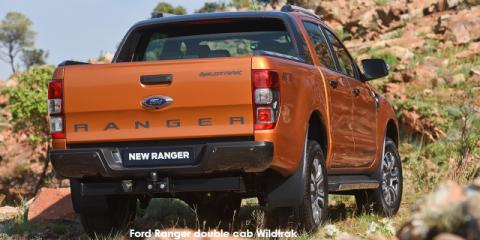 Ford Ranger 3.2 double cab 4x4 Wildtrak auto - Image credit: © 2018 duoporta. Generic Image shown.