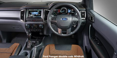 Ford Ranger 3.2 double cab 4x4 Wildtrak auto - Image credit: © 2019 duoporta. Generic Image shown.