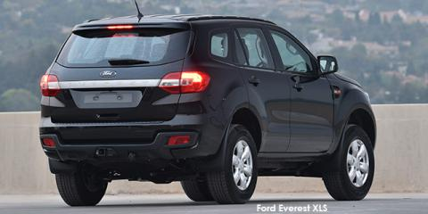 Ford Everest 2.2 XLS auto - Image credit: © 2018 duoporta. Generic Image shown.