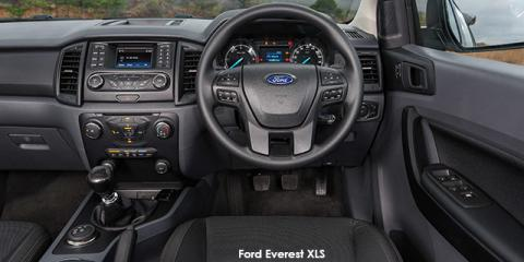 Ford Everest 2.2 XLS auto - Image credit: © 2019 duoporta. Generic Image shown.