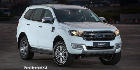 Ford Everest 2.2 XLT auto - Image credit: © 2018 duoporta. Generic Image shown.