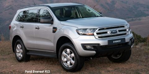 Ford Everest 2.2 4WD XLS - Image credit: © 2019 duoporta. Generic Image shown.