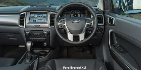 Ford Everest 3.2 XLT - Image credit: © 2019 duoporta. Generic Image shown.