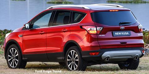 Ford Kuga 1.5T Trend - Image credit: © 2018 duoporta. Generic Image shown.