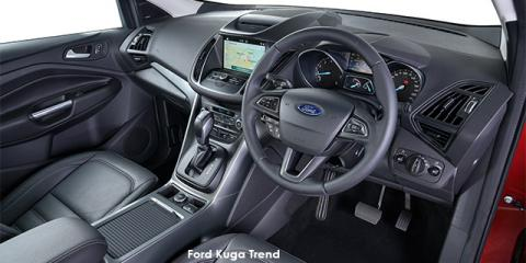 Ford Kuga 1.5T Trend auto - Image credit: © 2018 duoporta. Generic Image shown.