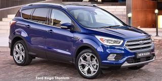 Ford Kuga - Image credit: © 2018 duoporta. Generic Image shown.