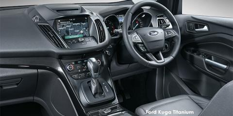 Ford Kuga 2.0TDCi AWD Titanium - Image credit: © 2018 duoporta. Generic Image shown.