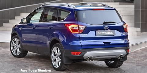 Ford Kuga 2.0T AWD Titanium - Image credit: © 2018 duoporta. Generic Image shown.