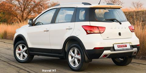 Haval H1 1.5 - Image credit: © 2018 duoporta. Generic Image shown.