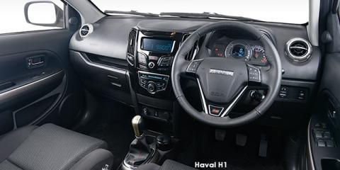Haval H1 1.5 - Image credit: © 2019 duoporta. Generic Image shown.