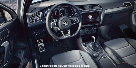 Volkswagen Tiguan Allspace 2.0TSI 4Motion Comfortline R-Line - Image credit: © 2018 duoporta. Generic Image shown.