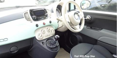 Fiat 500 0.9 TwinAir Pop auto - Image credit: © 2018 duoporta. Generic Image shown.