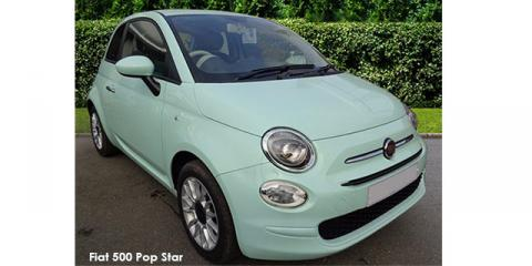 Fiat 500 0.9 TwinAir Pop Star - Image credit: © 2018 duoporta. Generic Image shown.