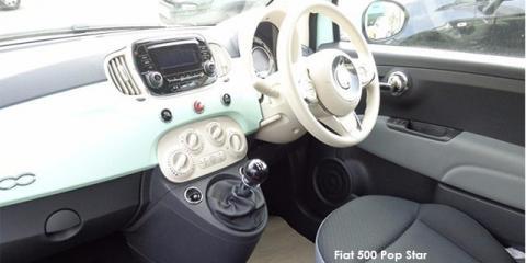 Fiat 500 0.9 TwinAir Pop Star auto - Image credit: © 2018 duoporta. Generic Image shown.
